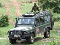 Jeep Maasai Mara
